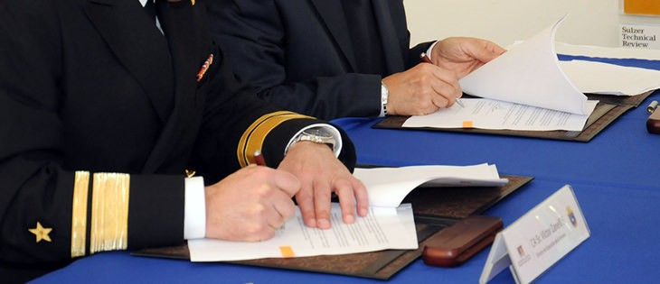 Convenio con la dirección del bienestar social de la armada