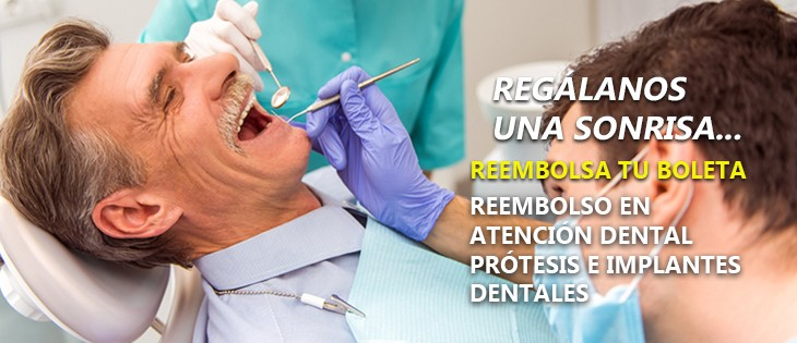 Atención Dental y Prótesis e Implantes