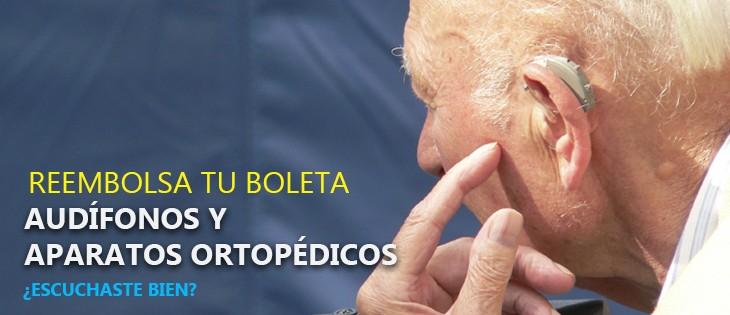 Audífonos y Aparatos Ortopédicos