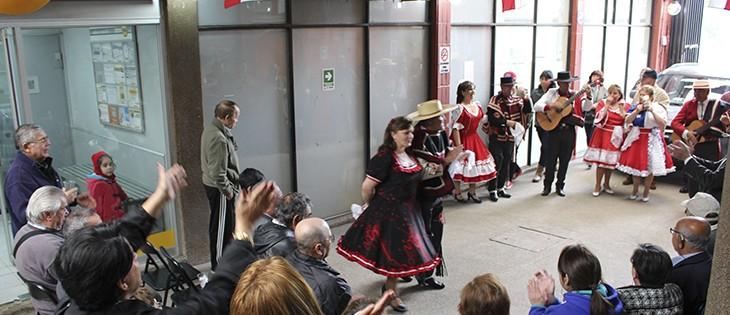 Somnaval Celebró con todo estas Fiestas Patrias Junto a nuestros Socios