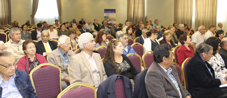 Asamblea Especial de Socios Noviembre 2016