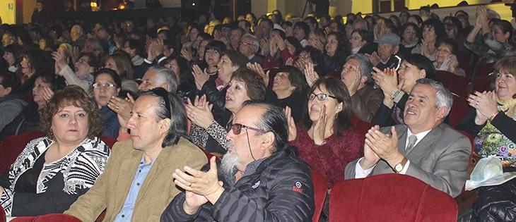 Gala Aniversario por los 56 años de Somnaval