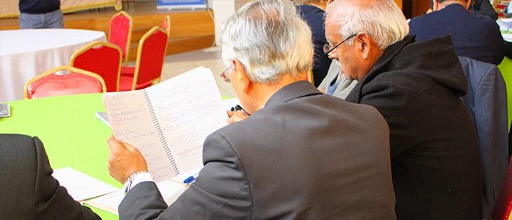 """Con gran éxito se desarrolló el Curso """"Aplicación de Normas Internacionales de Información Financiera (NIIF/IFRS)"""
