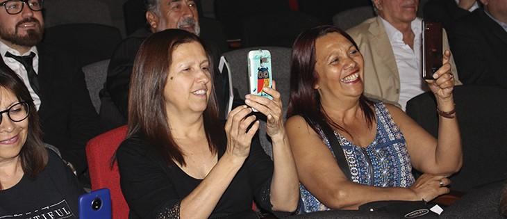 Junto a Gigi Martin en nuestra Gran Apertura de Sucursal Santiago