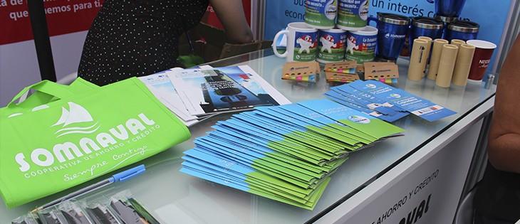 Todo un éxito resultó la participación de Somnaval en la Expo Bienestar 2018 realizada en Base Naval de Viña del Mar