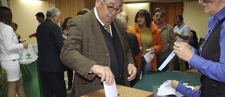 Exitosa Junta General de socios y proceso eleccionario 2019