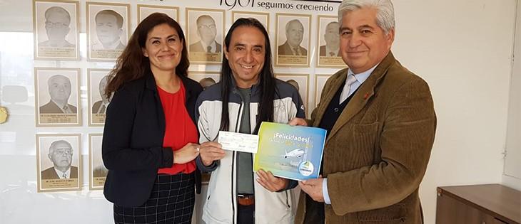 Ganador premio Aniversario 2019 Somnaval