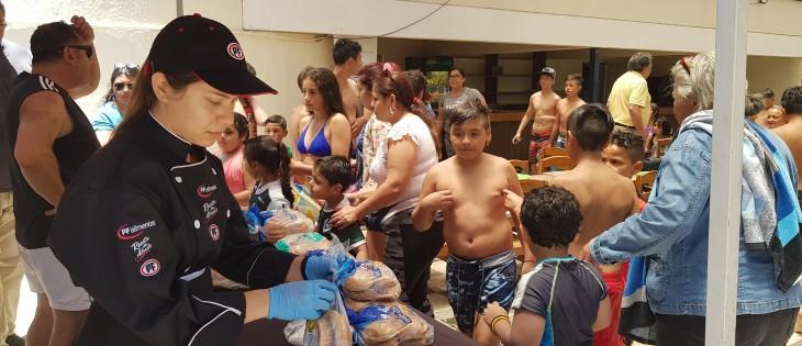 """Jornada Recreativa de Verano organizada por el Club de Campo """"Don Elías"""" y Cooperativa Somnaval"""