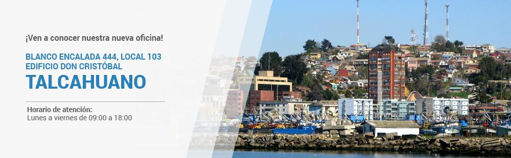Cambio de oficina Talcahuano