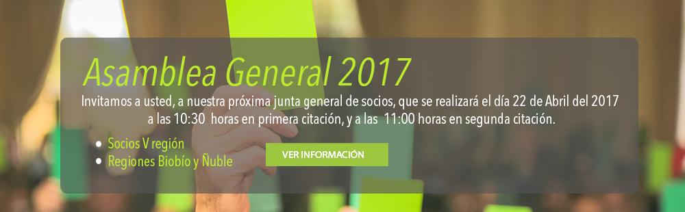 Info Asamblea General